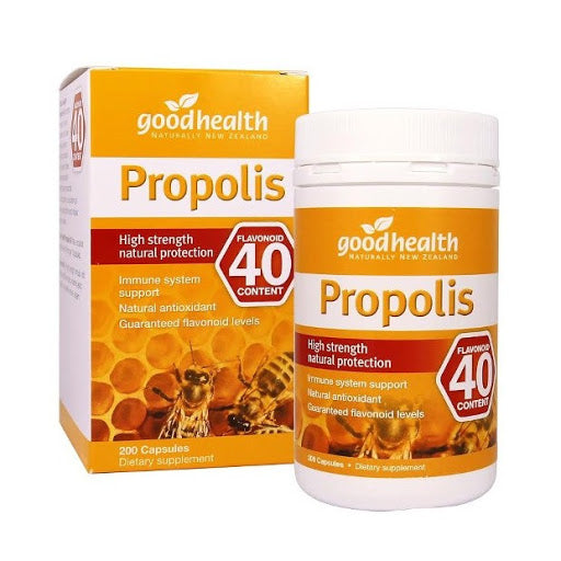 Good Health Propolis 40 Flavonoids 200caps
