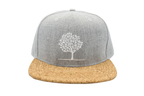 Cork Cap Grey