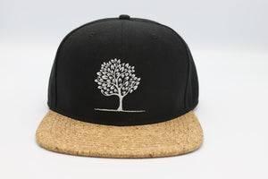 Cork Cap Black