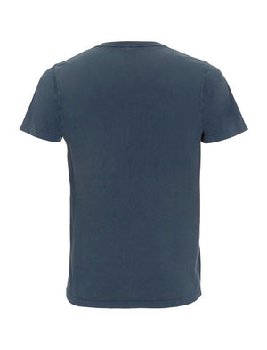 Mens Organic Cotton T Shirt(STONE DENIM)