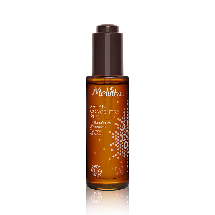 Melvita Face Care Argan Concentrate Pur Youthful Oil Serum