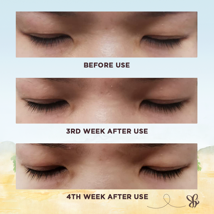 Melvita Organic Castor Oil Effectiveness on Eye Lashes Growth