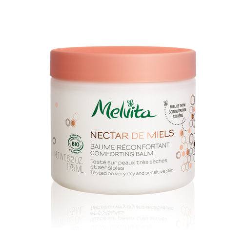 Melvita Body Care Organic Clean Beauty Nectar De Miels Comforting Balm