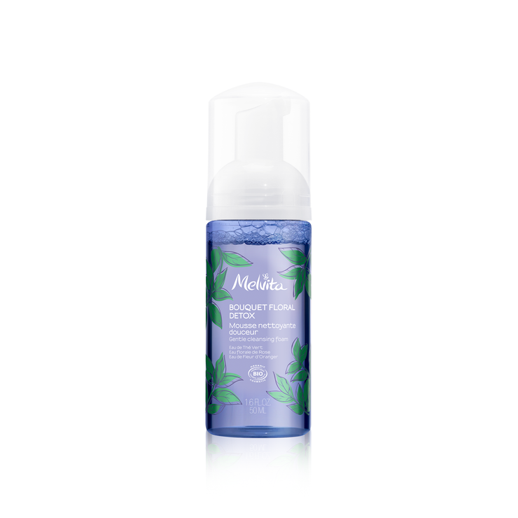 Floral Bouquet Detox Gentle Cleansing Foam