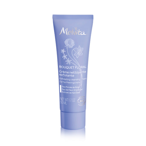 Melvita Face Care Exfoliating Cleansing Cream