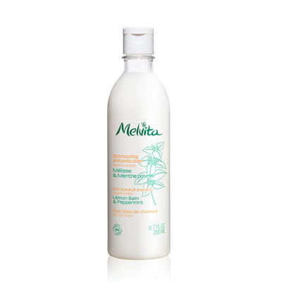 Melvita Hair Care Gentle Anti-Dandruff Shampoo