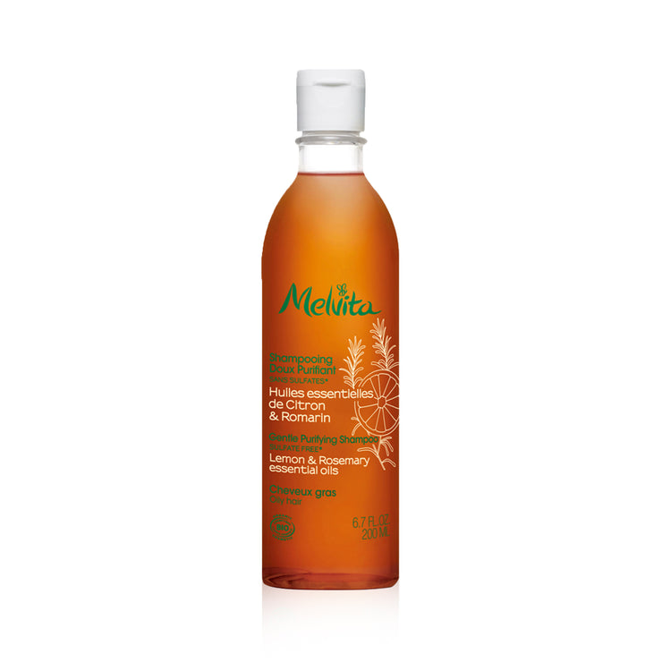 Melvita Hair Care Gentle Purifying Shampoo