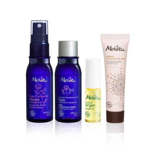 Melvita Face Care Healthy + Youthful Discovery Kit