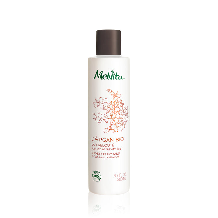 Melvita Body Care L'Argan Bio Velvety Body Milk
