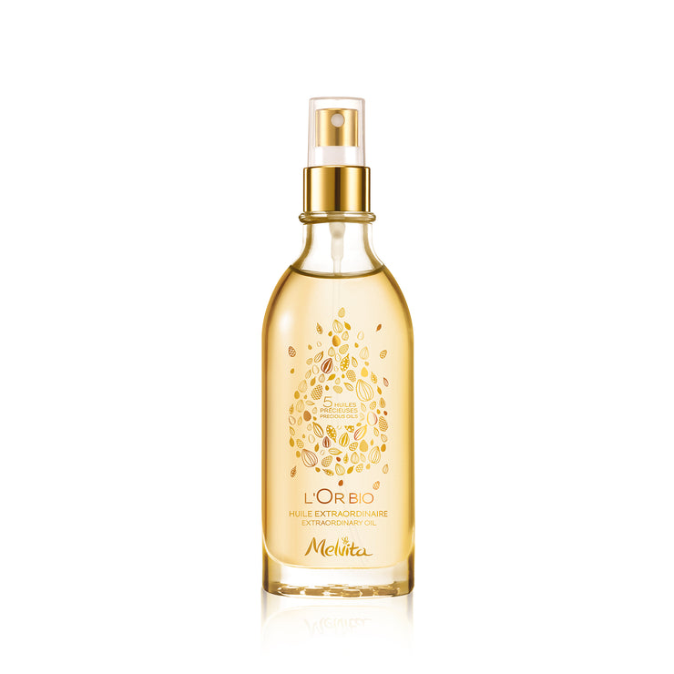 Melvita Body & Hair Care L'Or Bio Extraordinary Oil