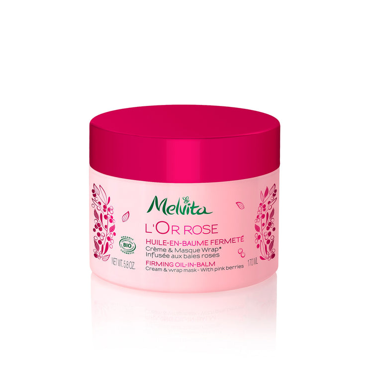 Melvita Natural Body Care L'Or Rose Firming Oil-In-Balm