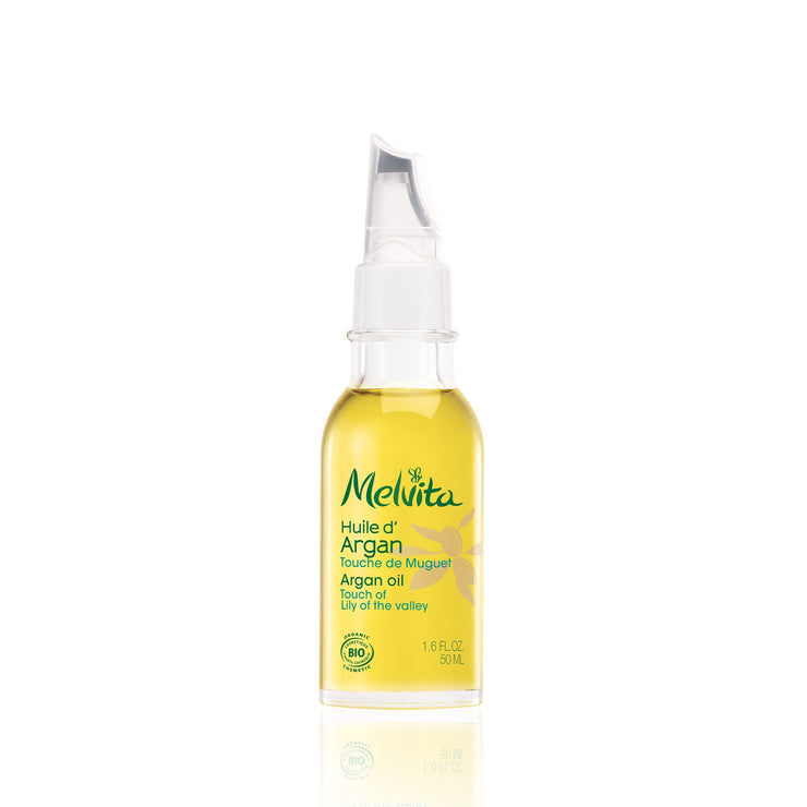 Melvita Face Care Organic Lily Argan Oil