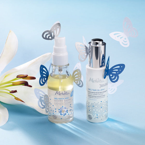 Nectar Blanc Brightening Concentrate and Nectar Blanc Brightening Duo