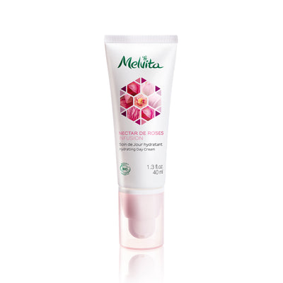 Melvita Face Care Nectar De Roses Hydrating Day Cream