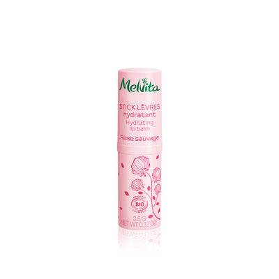 Melvita Lip Care Nectar De Roses Hydrating Lip Balm