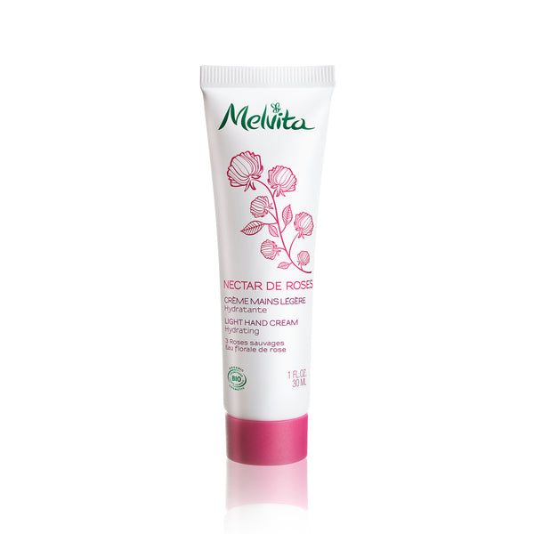 Melvita Hand Care Nectar De Roses Light Hand Cream