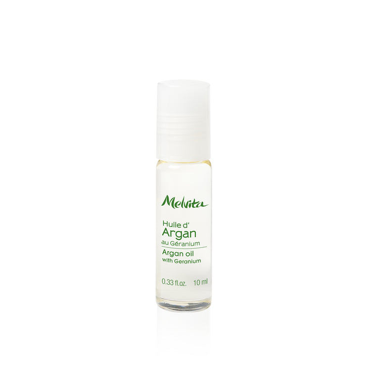 Melvita Face Care Organic Argan Oil With Geranium Roll-On