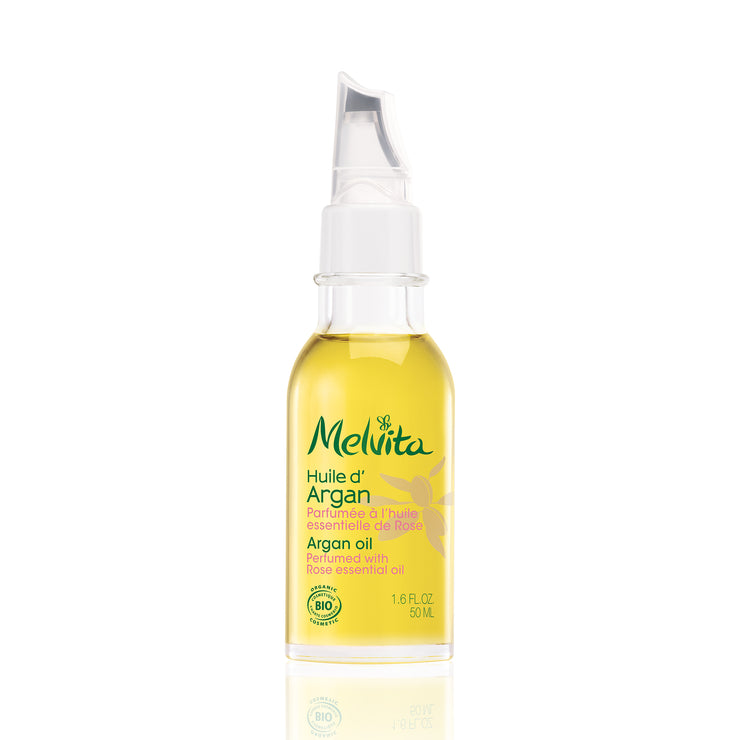 Melvita Face Care Organic Rose Argan Oil