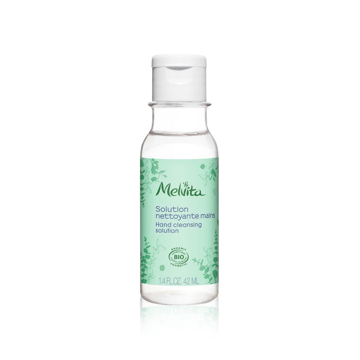 Melvita Hand Care Hand Cleansing Solution