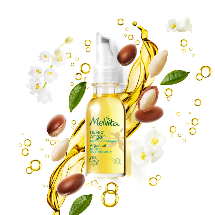 Melvita Face Care Lily Argan Oil Ingredients