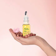 Melvita Organic Rose Argan Oil with Argan Nuts