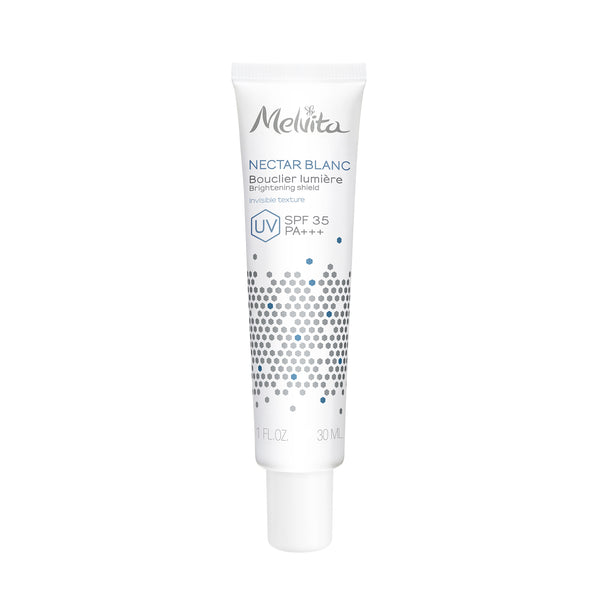Melvita Singapore Organic Nectar Blanc Brightening UV Shield SPF35 PA+++