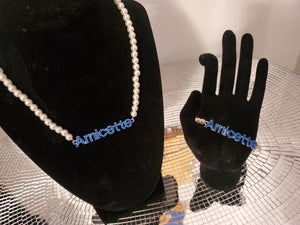Amicette pearl set