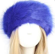 Load image into Gallery viewer, Faux fur headband