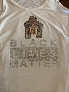 Black Lives Matter bling