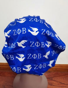 2. Zeta dove bonnet