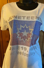 Load image into Gallery viewer, Juneteenth t-shirts