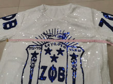 Load image into Gallery viewer, PRE-ORDER (2nd batch) Zeta sequin jersey