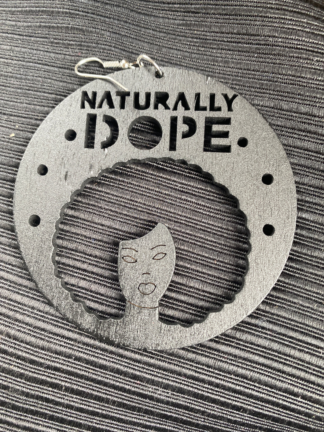 Naturally Dope earrings