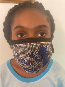 Future Zeta all bling mask