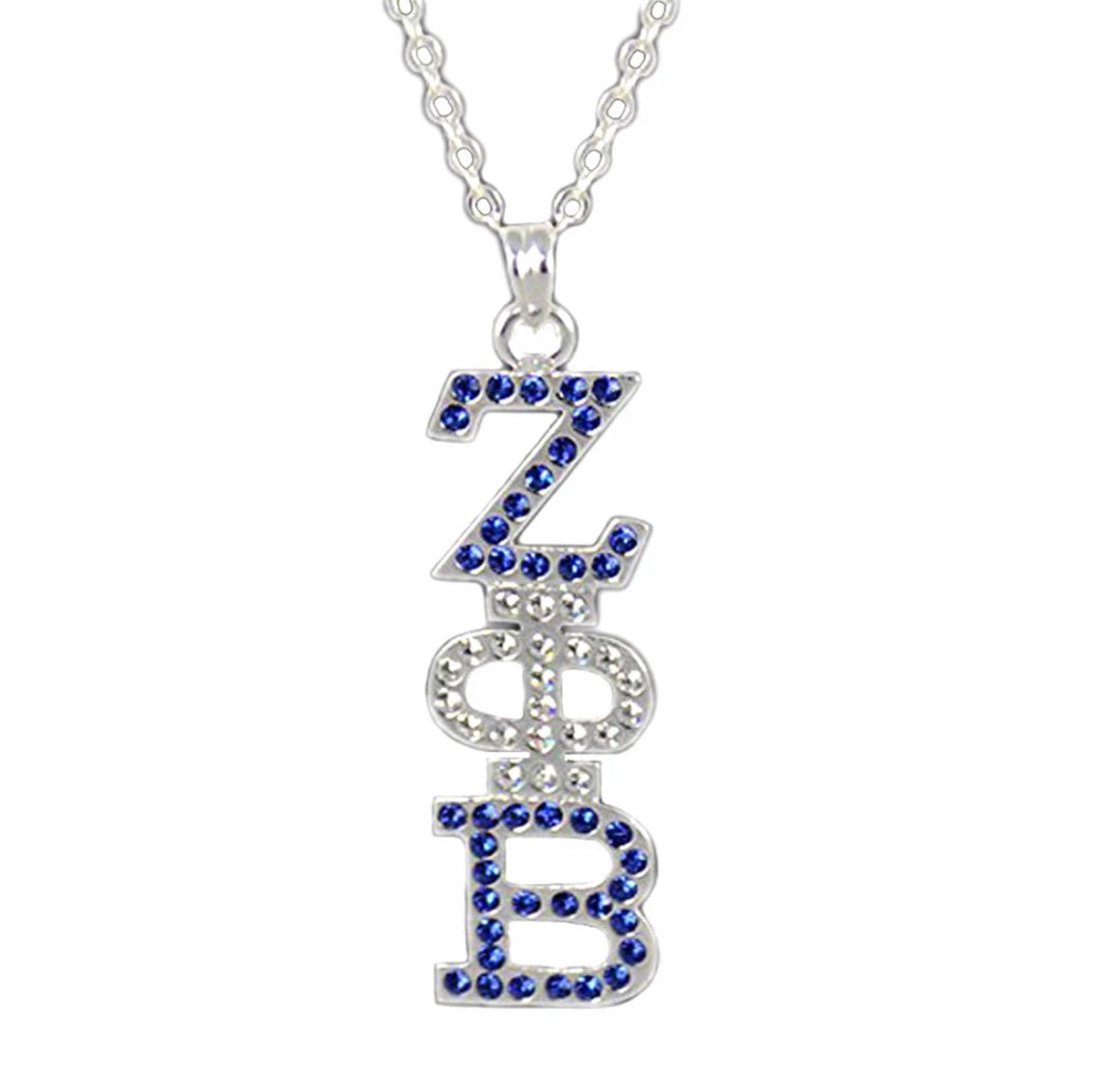 Z Phi B necklace