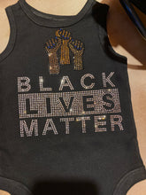 Load image into Gallery viewer, Black Lives Matter bling