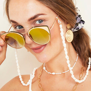 Sunglasses Cord Shells
