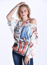 Load image into Gallery viewer, Sweater with print