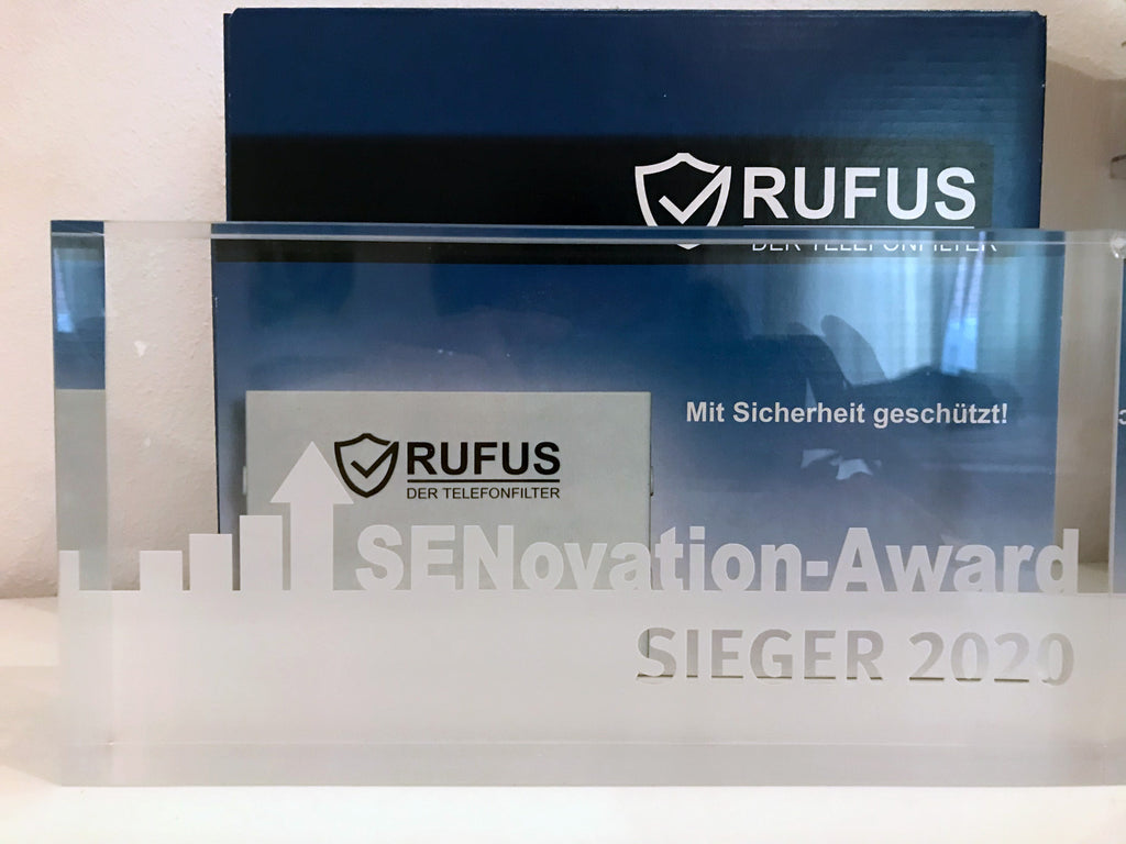 Sieger des SENovation-Award 2020!