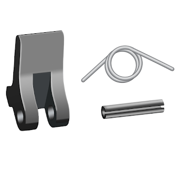 Cobra Grade 80 Spare Locking System Trigger Kits - Towne Lifting & Testing