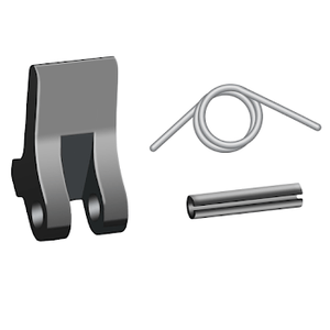 Grade 8 Spare Locking System Kits for Self Locking Hooks - Towne Lifting & Testing