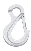 Load image into Gallery viewer, Green Pin® Grade 8 Eye Sling Hook - Towne Lifting & Testing