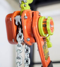 Load image into Gallery viewer, SS-L5 Offshore Lever Hoist - Towne Lifting & Testing