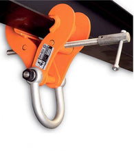Load image into Gallery viewer, WH-BC Fixed Jaw Super Clamp - Towne Lifting & Testing
