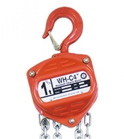 WH-C4 Chain Hoist - Towne Lifting & Testing