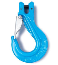 Load image into Gallery viewer, Yoke Grade 10 Clevis Sling Hook with Latch EN1677-1+2 - Towne Lifting & Testing