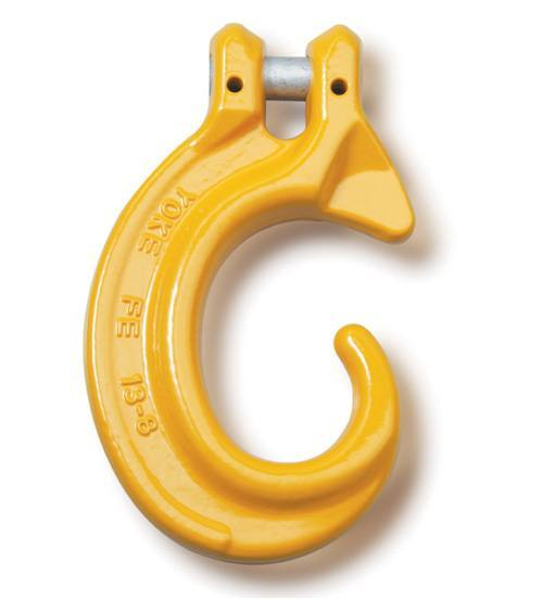 Yoke Grade 8 Clevis C Hook BS EN 1677-1+2 - Towne Lifting & Testing