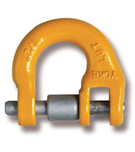 Load image into Gallery viewer, Yoke Grade 8 Half Coupling Link with Coupling Pin & Sleeve Set - Towne Lifting & Testing