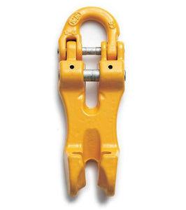 Yoke Grade 8 Shortening Clutch with Half Link BS EN1677-1+2 - Towne Lifting & Testing