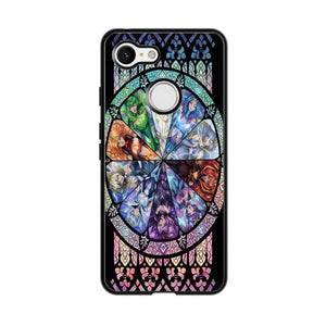 10 Elementalist Lux Lol Stained Glasses Art Google Pixel 3 XL Case | Babycasee